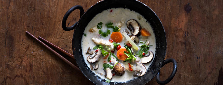 10 arkiruokaa thaityyliin