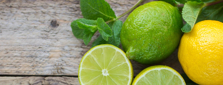 Limellä kirpeää ilmettä ruokiin ja juomiin