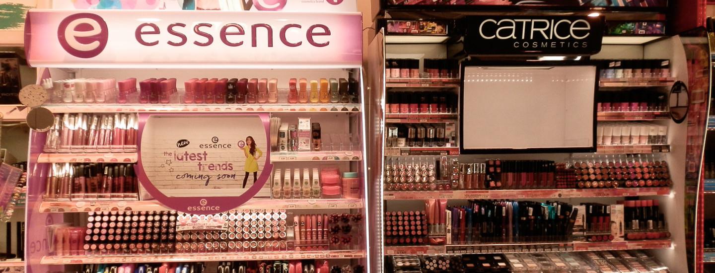 Essence ja Catrice -meikkisarjat K-Citymarketeissa