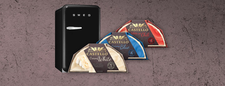 Osta juusto ja voita minijääkaappi!