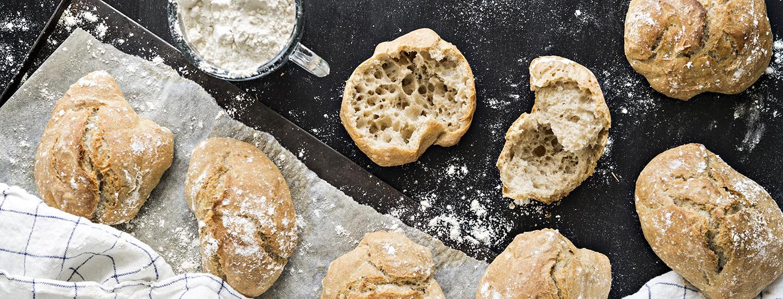 Uunituore leipä
