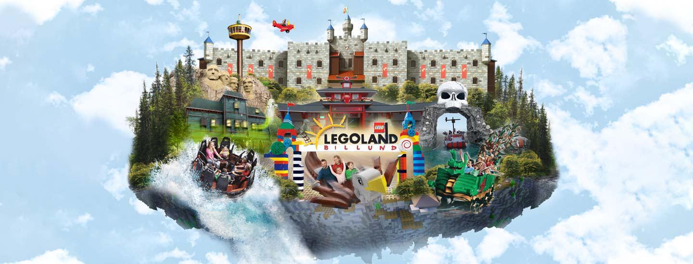 Voita maailman hauskin miniloma LEGOLAND® Billund -huvipuistossa
