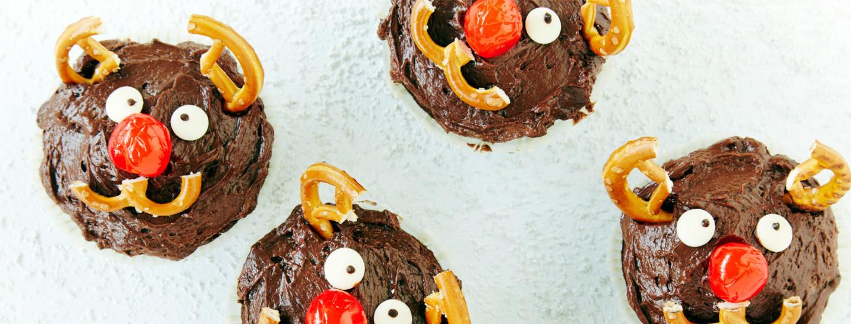 Robinin Nenäpäivä-muffinit
