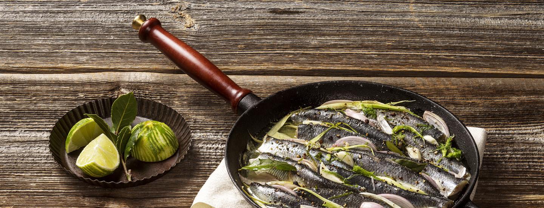 Silakka – monipuolinen ruokakala