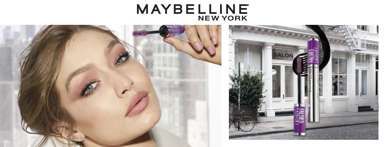 Uusi Maybelline New York Falsies Lash Lift -ripsiväri