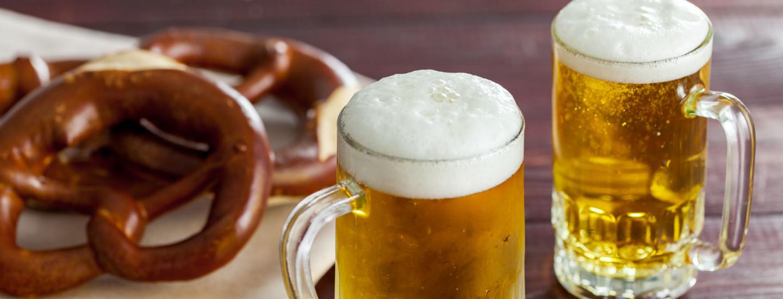 Oktoberfestin maukas oluttarjonta