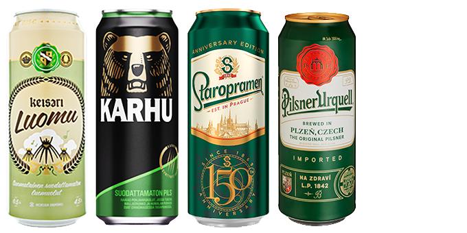 Petri Nygårdille oma olut – KALJAA!-pils on rapsakka tamperelainen pienpanimotuote