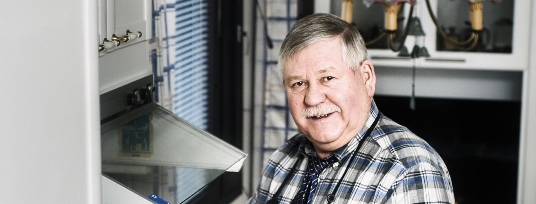 K-Kauppiaan keittiössä: Pekka Koivuniemi
