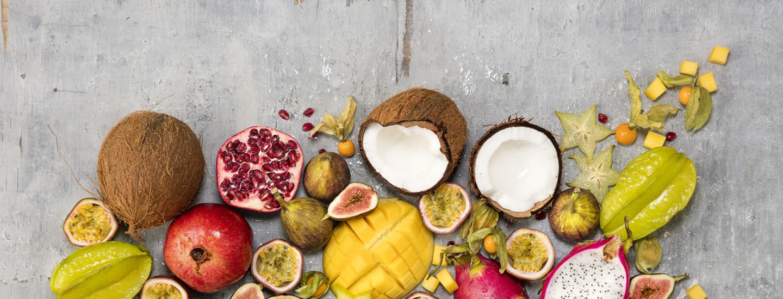 Hedelmien syöminen kantaa hedelmää