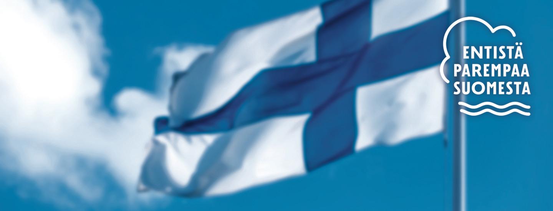 Entistä parempaa Suomesta