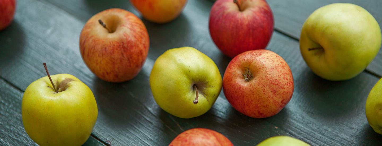Kotimaiset omenalajikkeet