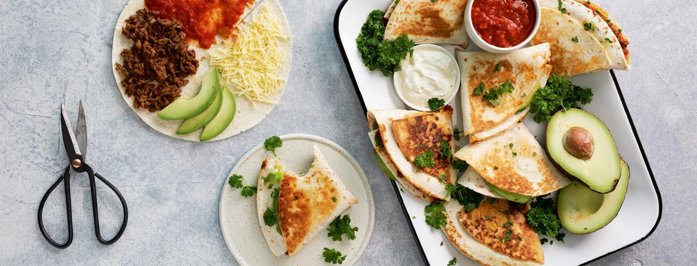 10 uutta ideaa tacoille & tortilloille