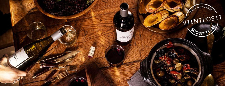 Viinin ja ruoan yhdistäminen