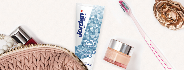 Muistitko vaihtaa hammasharjan uuteen Jordan-harjaan?