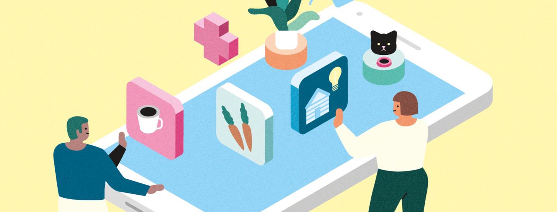 10 ideaa tulevaisuuden älykotiin
