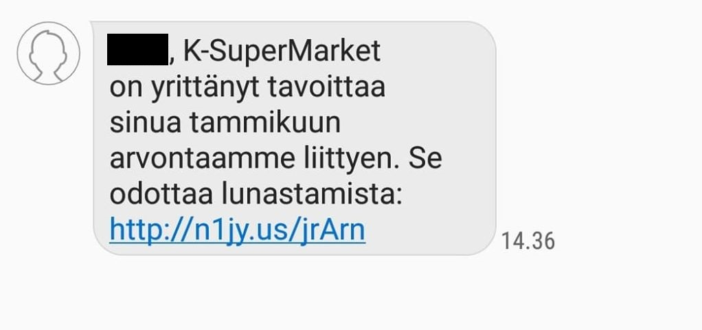 supermarket huijaus 072020