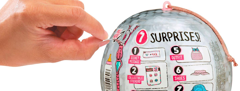 L.O.L. Surprise - hauskat yllätyslelut ihastuttavat