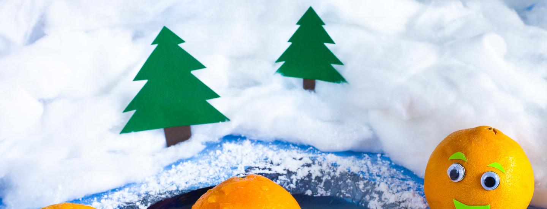 Lasten makusatu: Hupsistakeikkaa, appelsiinit avantouimareina