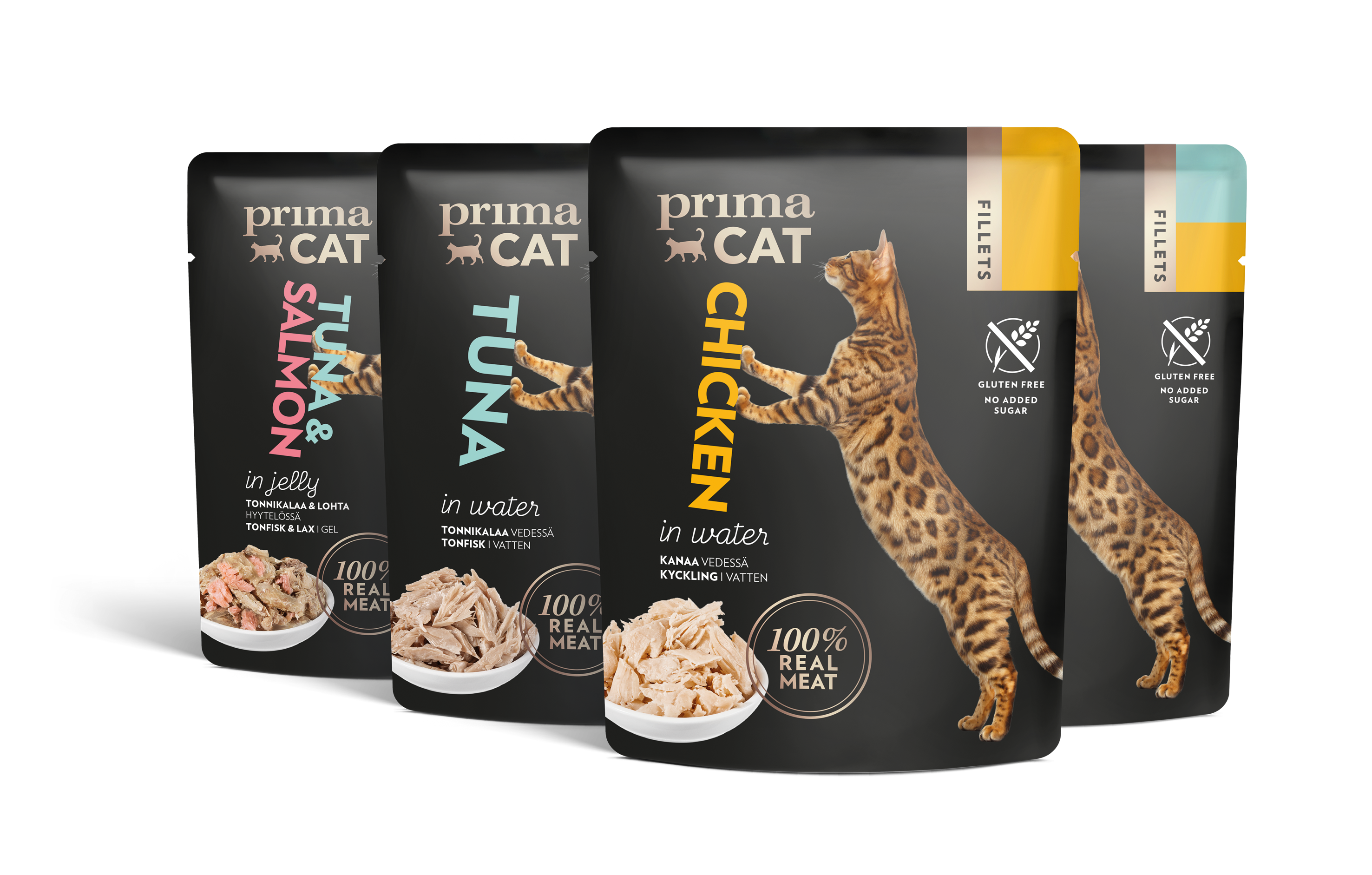 PrimaCat Group Fillets