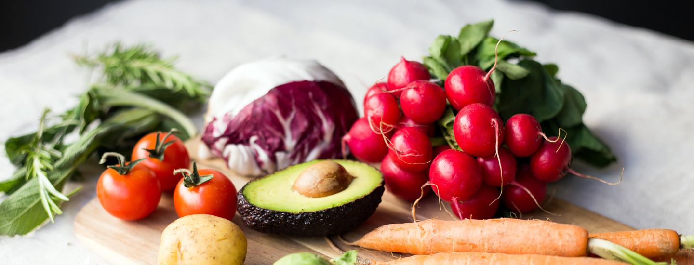 Lapsiperheen helpot kasvisruoat