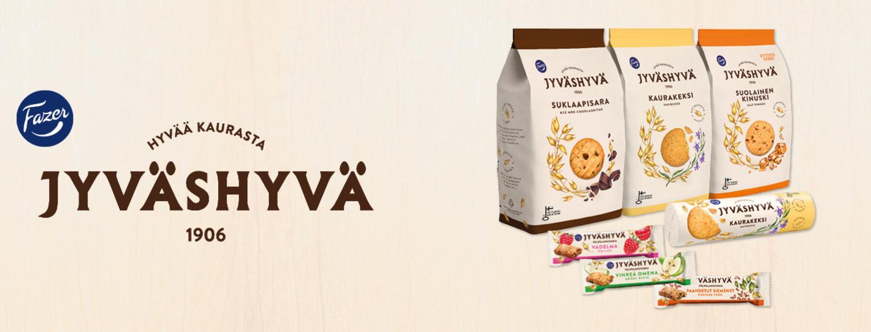 Osta Jyväshyvä-tuotteita - voit voittaa 100 euron K-lahjakortin