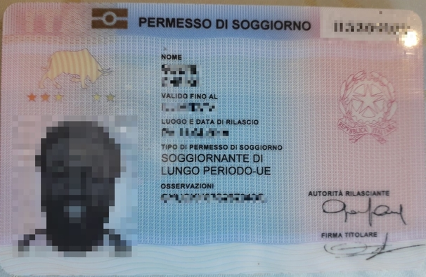 Traveling outside Italy:EU long-stay permit: Working and studying ...