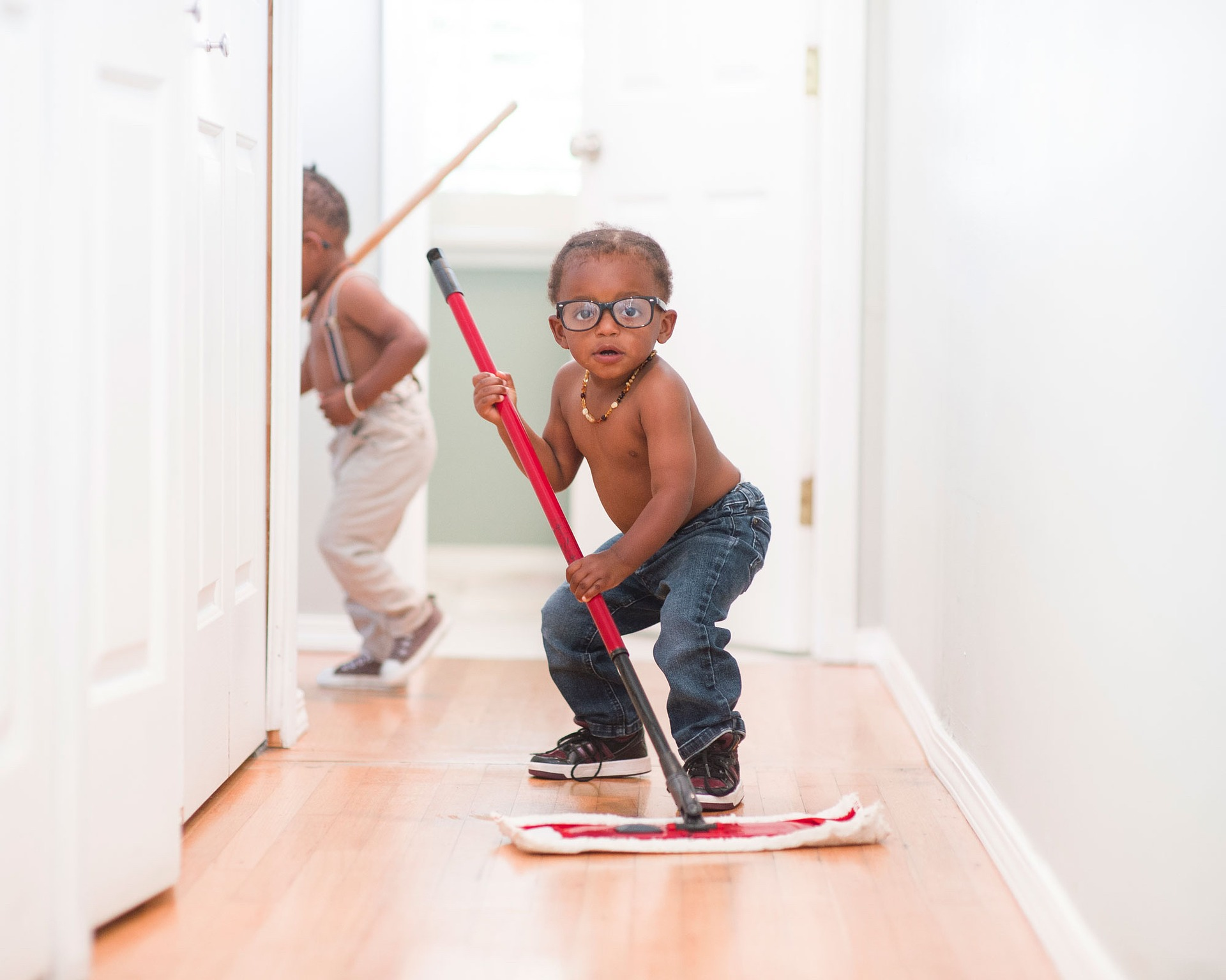 Cleaning Kid