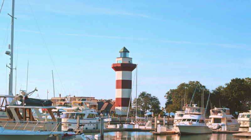 Hilton Head Lighthouse%