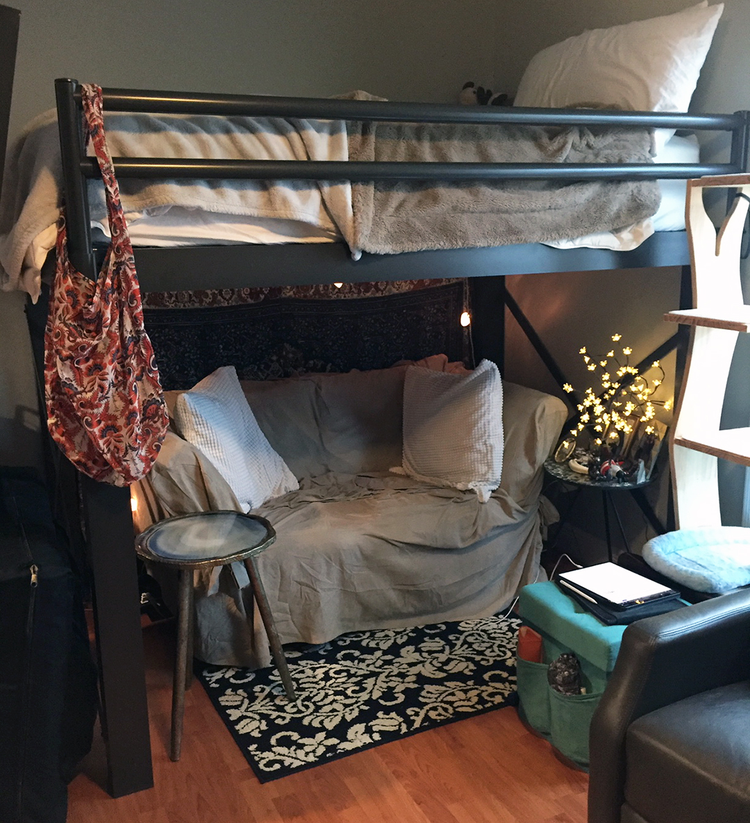Kelley Daughter Loft Bed