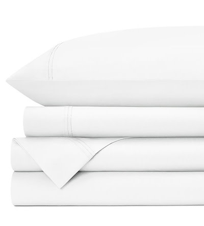 Percale Sheet White - 440x445