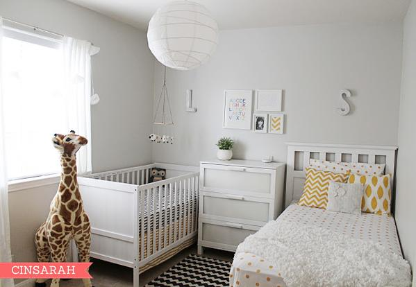 Nursery and Toddler Room grande