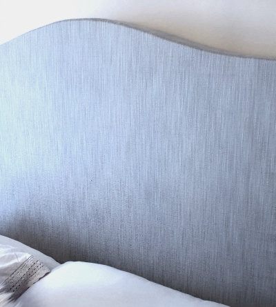Accessories Page > Curved Headboard