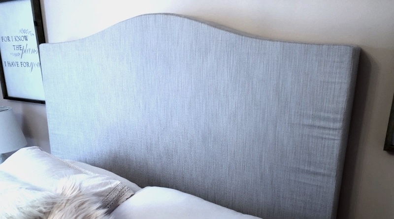 Accessories Page > Curved Headboard%