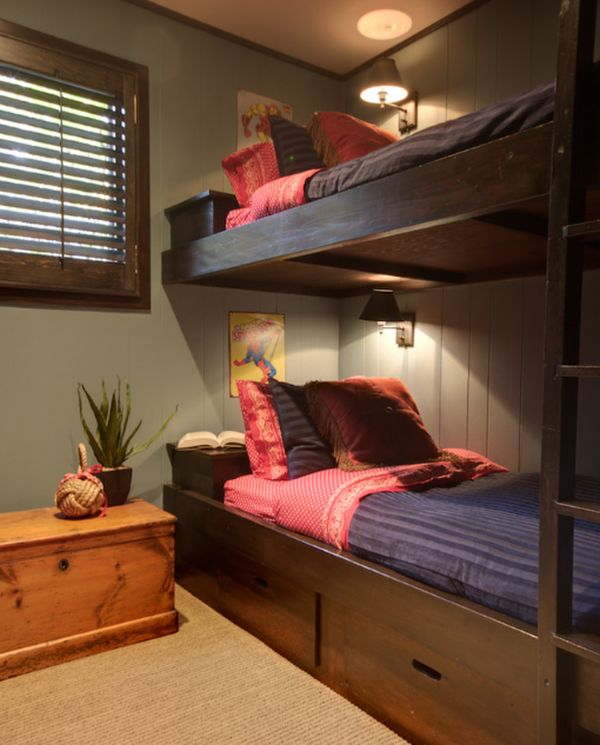 8 Illuminating Lighting Ideas For Loft Bunk Beds Adultbunkbeds Com