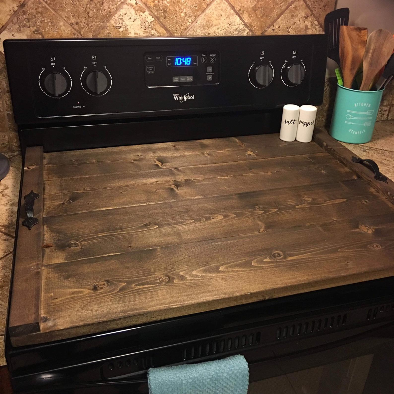 Stovetop Counter
