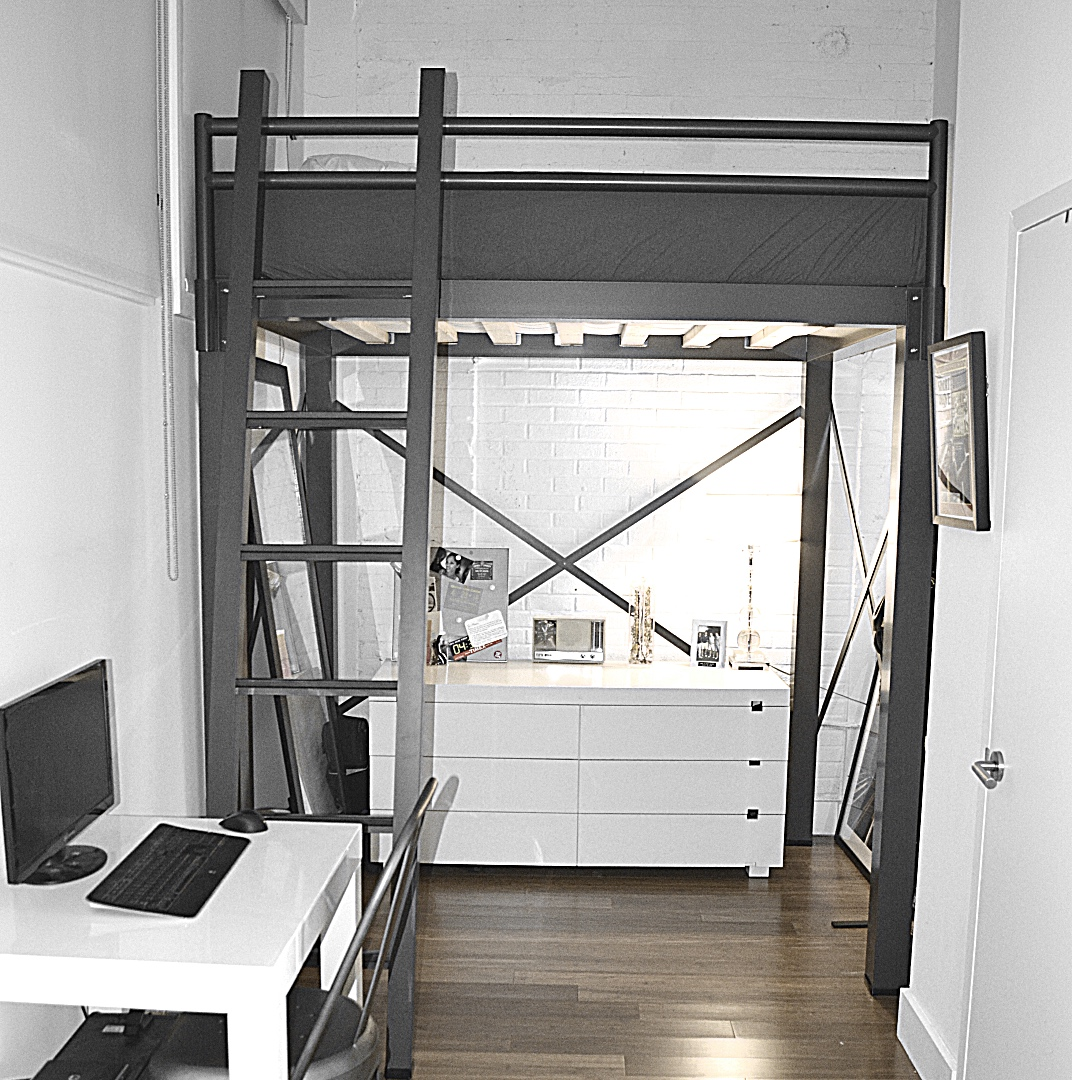 Tight Space Loft Bed