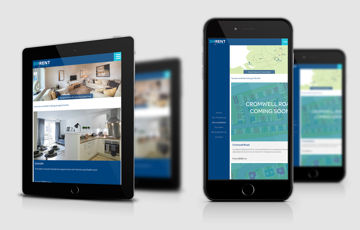 Property website design & build 2