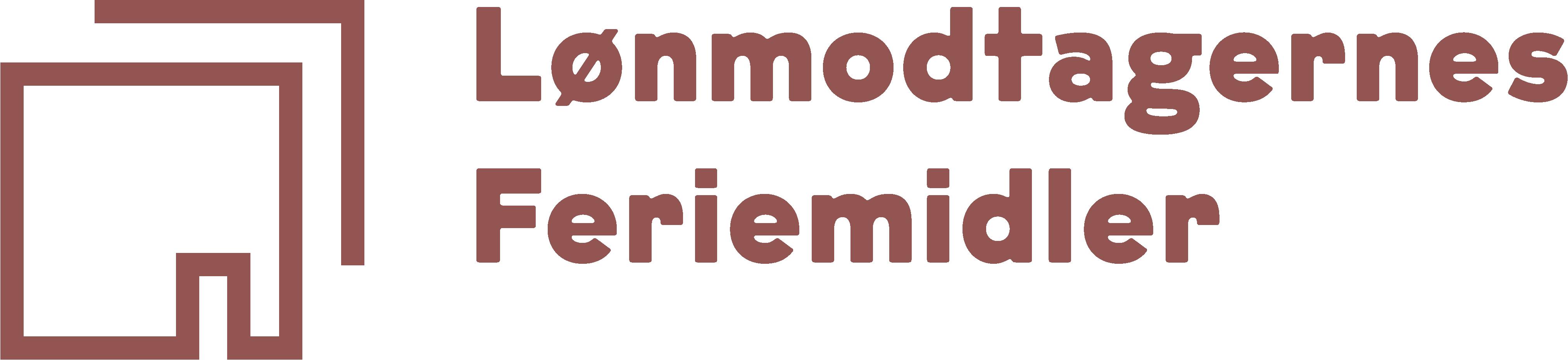 Logo Lønmodtagernes Feriemidler