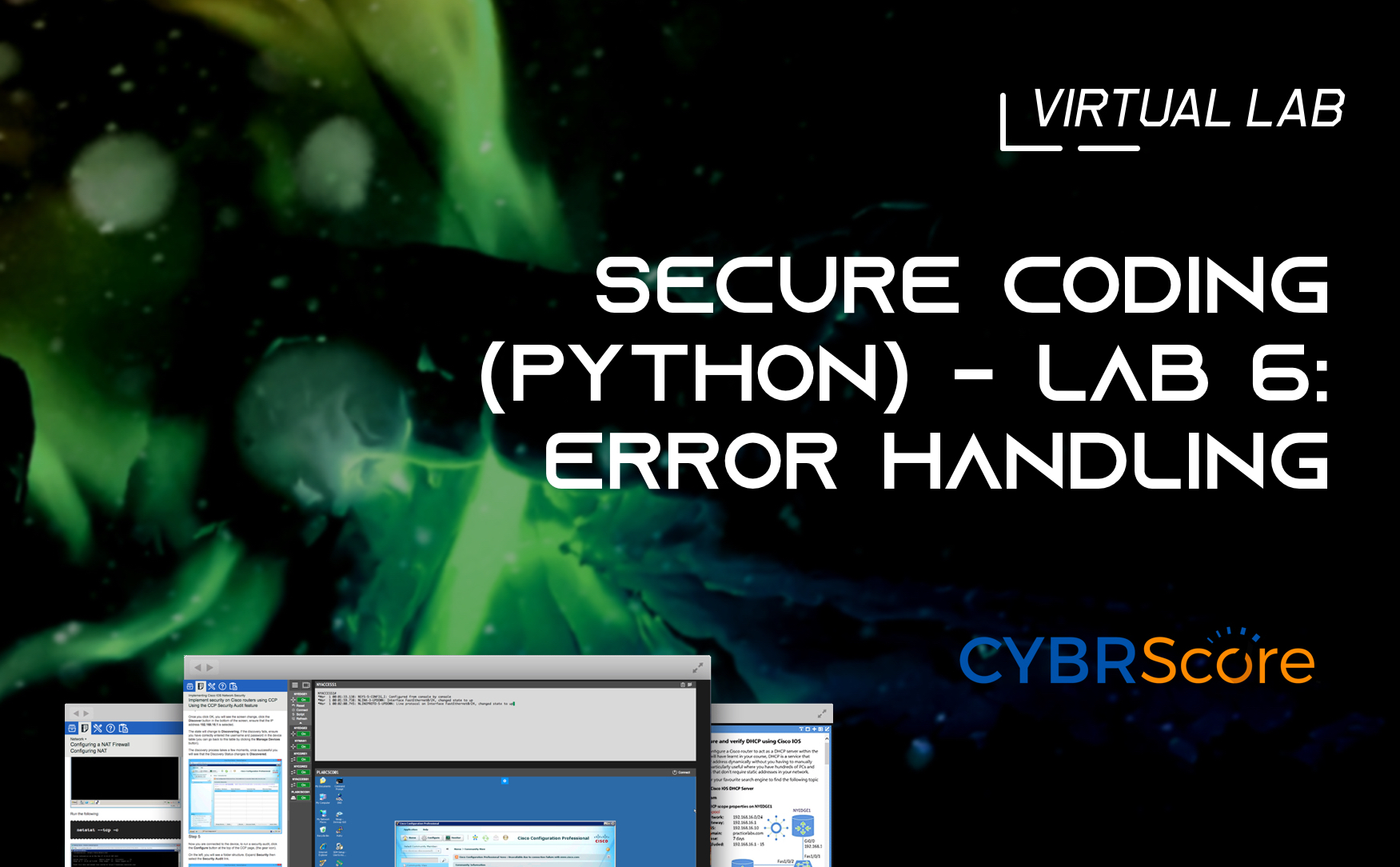 CyberScore Lab