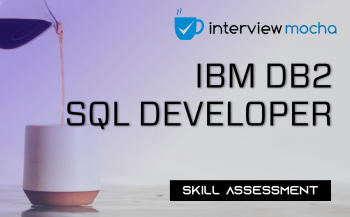 IBM DB2 Database Skill Assessment by Interview Mocha | Cybrary