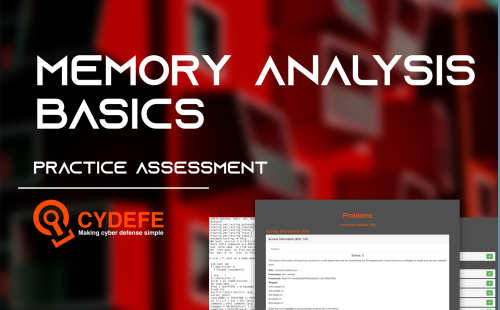 Memory Analysis Basics Assessment by Cydefe | Cybrary