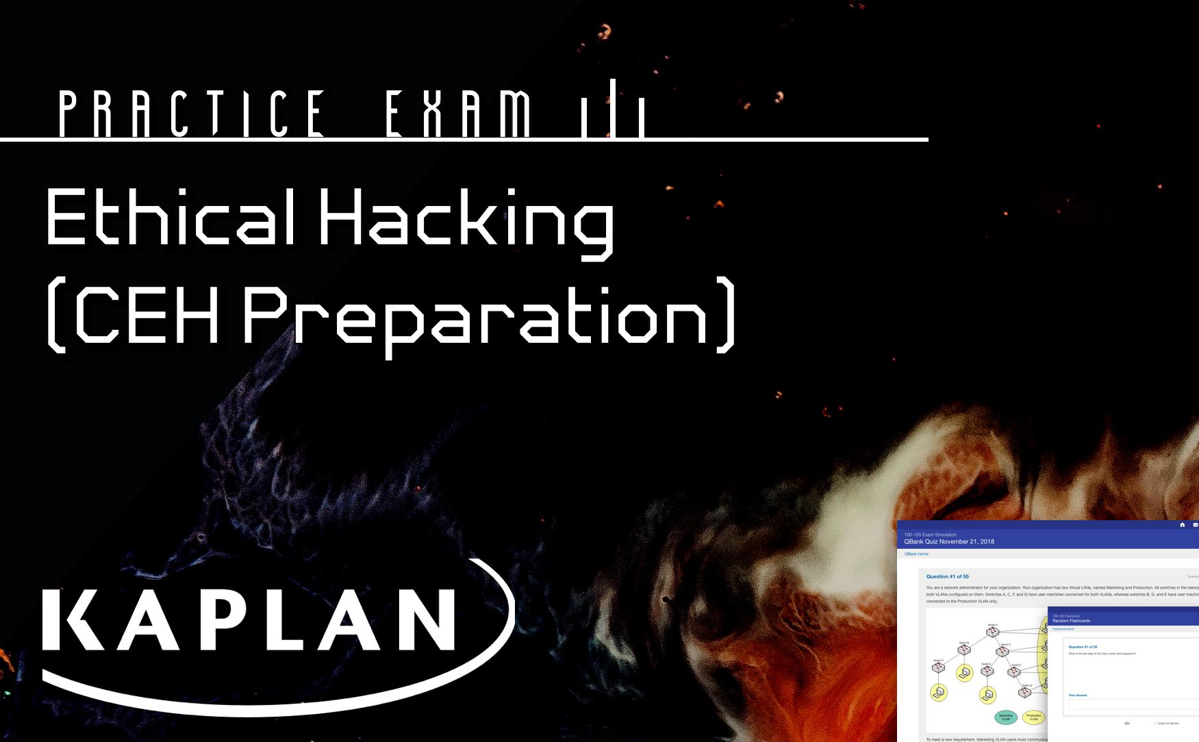 Kaplan Practice Test