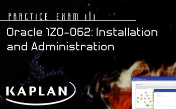 Oracle 1Z0-144: Program with PL/SQL Practice Test by Kaplan
