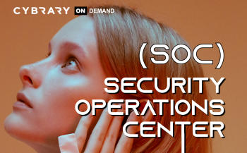 Security Operations Center (SOC) | Cybrary
