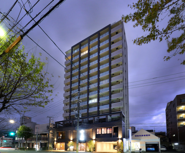 The Grand Residece Hotel Hakata外観写真 | Workations(ワーケーションズ)