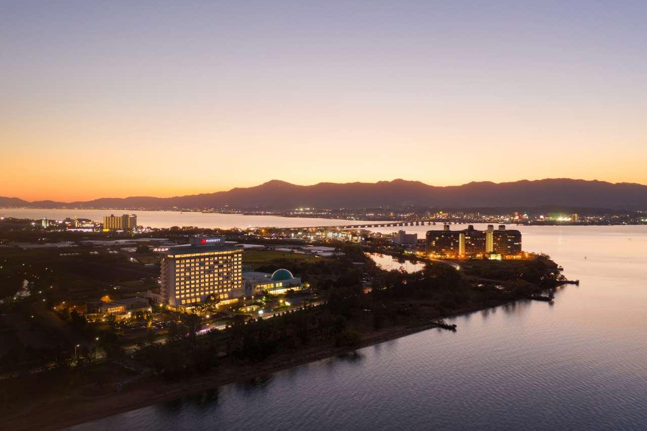 外観:琵琶湖マリオットホテル | Workations(ワーケーションズ)
