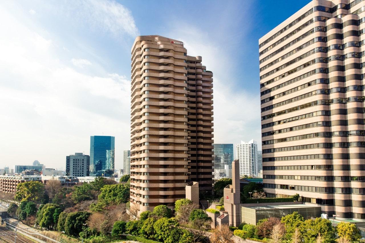 外観:東京マリオットホテル | Workations(ワーケーションズ)