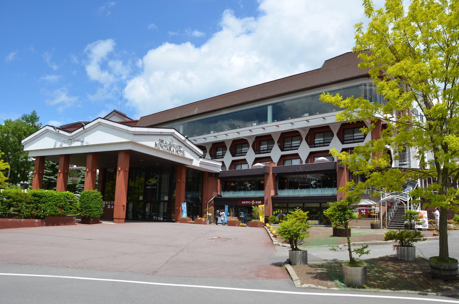 池の平ホテル 外観 | Workations(ワーケーションズ)