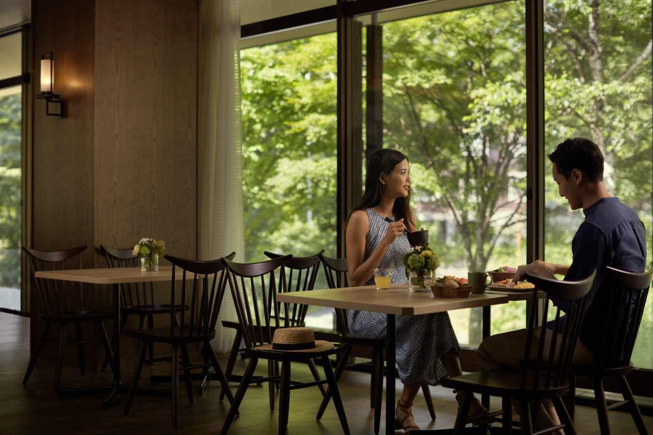 朝食:コートヤード・バイ・マリオット 白馬 | Workations(ワーケーションズ)
