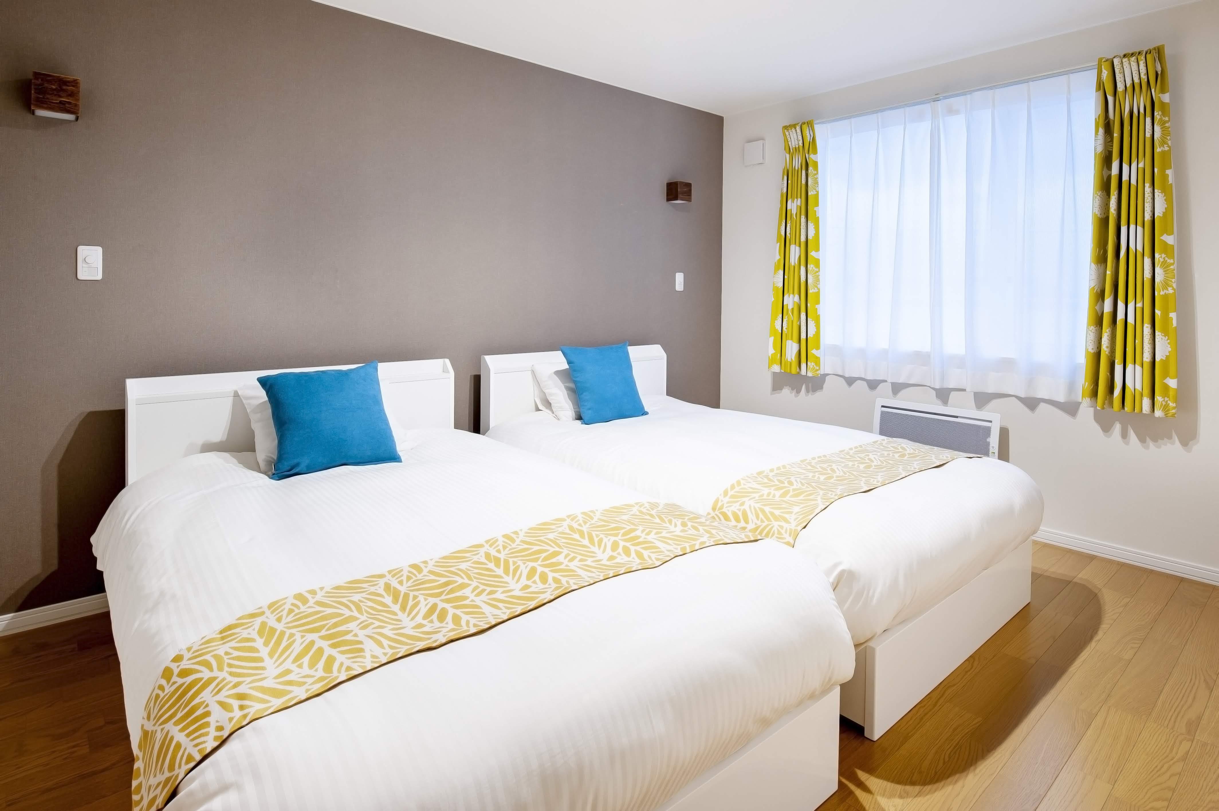 RoomB-016:The Peak Villa Suite Hokkaido | Workations(ワーケーションズ)